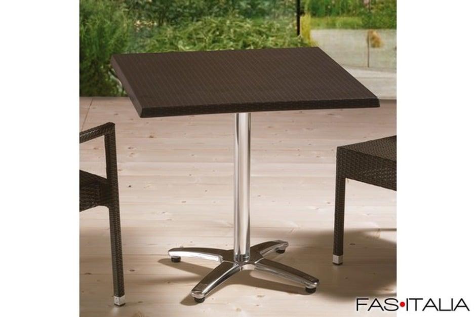 Tavoli E Sedie Da Giardino Obi.Tavolino Da Esterno 70x70 Cm