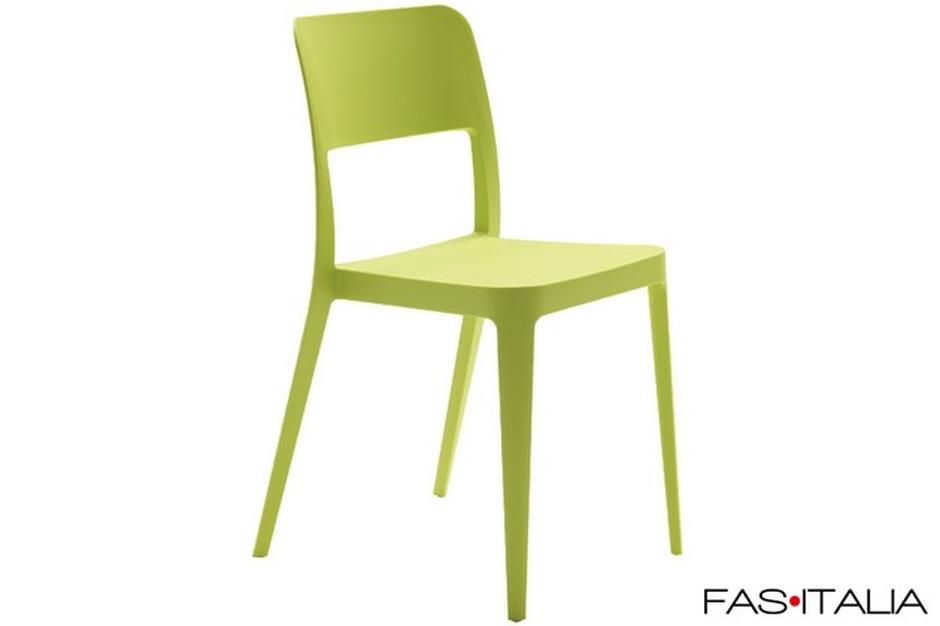 Sedie In Polipropilene Colorate.Sedie Impilabili Colorate In Polipropilene