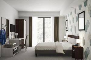 Arredamento per camere d\'Albergo. Mobili per camere Hotel