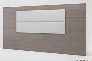Testiera Per Letto Singolo : Testate in legno imbottite per letti albergo testiere per letti